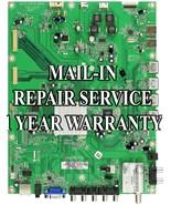 Mail-in Repair Service 0171-2272-4234 Vizio M3D650SV Main Board 3665-004... - $165.00