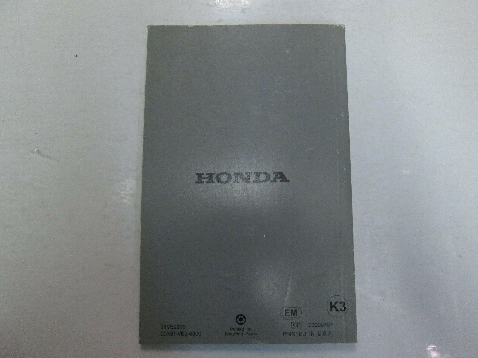 1997 Honda HRM215SXA 215HXA HRB215SXA Rotierende Mäher Manuell Minor Kleidung