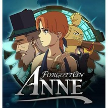 PS4 Forgotton Anne PlayStation 4 Game w/Tracking# Japan New - $32.11