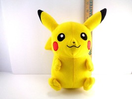 "Pokemon Pikachu PLUSH Doll Stuffed Animal NINTENDO Toy 10"" Pocket Monsters - $10.68"