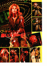 Leif Garrett teen magazine pinup clipping multi pics on stage Japan pinup