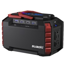 Portable Solar Power Generator 150W Silent Gas Free Power Station With L... - $207.90