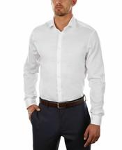 Calvin Klein Men Dress Shirt Classic White Size 13 1/2 Extreme Slim Fit SEALED!! image 2