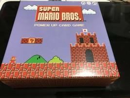 Super Mario Bros Power Up Card Game - USAopoly Nintendo Classic Video Game NES - $11.58