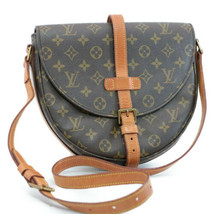 LOUIS VUITTON Monogram Chantilly GM Shoulder Bag M51232 LV Auth 8197 - $398.00