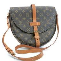 LOUIS VUITTON Monogram Chantilly GM Shoulder Bag M51232 LV Auth 8197 - $398.00