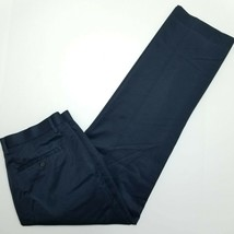 Banana Republic Non Iron Tailored Slim Fit - Chino Pants - Navy Blue - 3... - $29.70