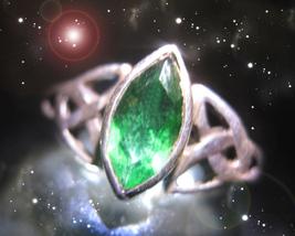 HAUNTED RING SORCERER'S WELLS OF ENDLESS WEALTH & LUCK HIGHEST LIGHT MAGICK - $10,337.77