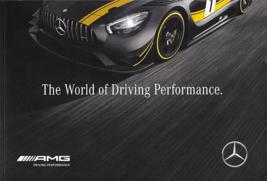 2016 Mercedes-Benz AMG brochure catalog CLA C CLS E S SL SLC GLC GLE G G... - $15.00