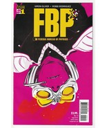 FBP Federal Bureau Of Physics #1 November 2013 Vertigo DC - $0.99