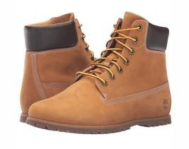 Timberland women's Joslyn 6 In Boots Wheat Nubuck A19GP231 NEW SIZE 9 - $84.14
