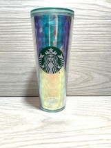STARBUCKS 24oz VENTI Cold Cup Tumbler  NO STRAW - $29.60