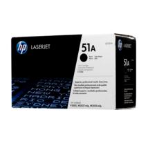 GenuineHP 51A Q7551A LaserJet Black Toner Cartridge - $75.00