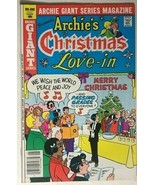 ARCHIE'S CHRISTMAS LOVE-IN #490 (1980) Archie Comics Giant Series FINE- - $11.87
