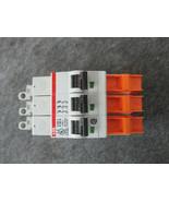 ABB S203U-K60A CIRCUIT BREAKER 60 AMP 3 POLE 240 VOLT 50/60 Hz - $78.21