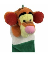 Disney Tigger Plush Christmas Stocking 22 In Winnie The Pooh Chimney Sto... - $14.80