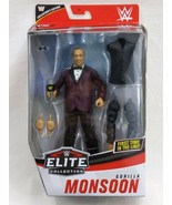 WWE Elite Collection Gorilla Monsoon Series #72 Figure Walmart Exclusive - $49.49