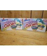 Unicorn Cupcakes Hostess Limited Edition Frosted Yellow Cake 2-8pks Jul ... - $23.96