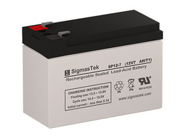 CSB Battery GP1272-F1 Replacement Battery By SigmasTek - $23.26