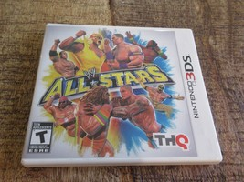 WWE All Stars (Nintendo 3DS, 2011) Video Game Complete Working - €29,72 EUR