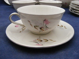 4 Royal Duchess Mountain Bell China Cup & Saucer Sets Near Mint - $13.97