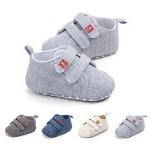 Baby Shoes Anti slip First Walker Boys Girls Breathable Sneaker Soft Sol... - $9.99