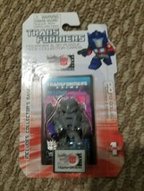 Transformers Prime 30th Anniversary (2014) Figurine & 3D Puzzle Card Megatron - $14.69