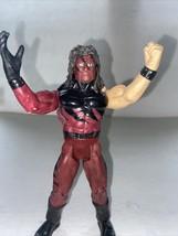 Kane Figure Wwe Jakks Pacific 1999 Titan Tron Wrestling Collectible Figure Wwf - $9.90
