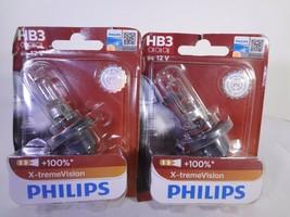 Philips HB3 9005XV 12 V +100% X-tremeVision 2 PACK [EH-P] - $35.64