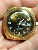 WATCH Vintage Self Winding Automatic Timex water resistant WORKS japan 1977 - $49.49