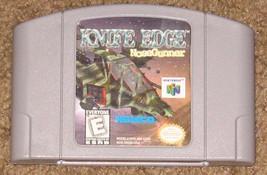 Knife Edge: Nose Gunner N64 Nintendo 64 Cleaned & Tested & works 100% - $13.59