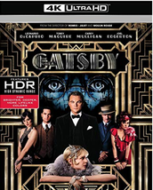 Great Gatsby (4K Ultra HD)