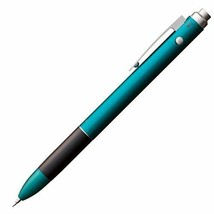 Tombow Pencil multi-function pen 2-color + sharp ZOOM L102 peacock green... - $73.75