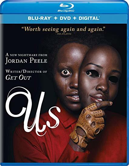 Us [Blu-ray + DVD + Digital]