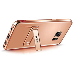 Umper acrylic mirror case with stand for samsung galaxy s7 rose gold p20160427150510876 thumb200