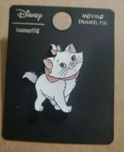 Disney Marie Loungefly Pin The Aristocats Marie Cat Moving Tail Pin - $17.50