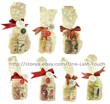BODYCOLOGY*(1) 3pc Set HOLIDAY/CHRISTMAS Shower Gel+Lotion+Pouf*YOU CHOO... - $8.09