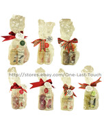 BODYCOLOGY*(1) 3pc Set HOLIDAY/CHRISTMAS Shower Gel+Lotion+Pouf*YOU CHOOSE*AS-IS - $8.99