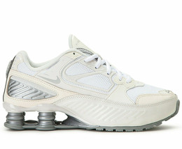 NIKE SHOX ENIGMA PHANTOM/METALLIC SILVER TRAINERS SNEAKER WOMEN SHOES BQ... - $130.40