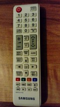 GENUINE ORIGINAL SAMSUNG BN59-01175Q TV REMOTE CONTROL In White  - $19.56