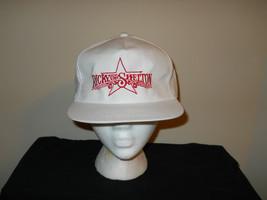 Vtg Ricky Van Shelton Concert Tour snapback trucker hat/cap MINT-70s/80s- - $37.18