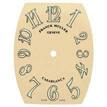 Franck Muller Casablanca 26 x 34 mm Matte Light Salmon Dial for Unisex W... - $399.00