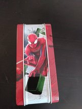 Marvel The Amazing Spider-Man 2 Tin Tote/ Metal Lunch Box Made in China image 3
