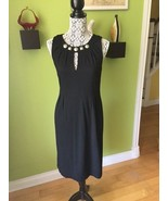 M60 Miss Sixty Black dress, size 4 - $32.00