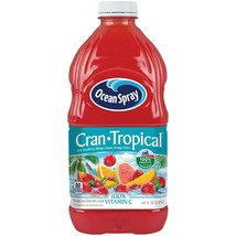 Ocean Spray Cranberry Tropical Juice Drink, 64 fl oz - $12.77