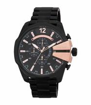 Diesel Mega Chief DZ4309 Chronograph Wrist Watch for Men - $144.65 CAD