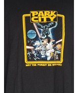 PARK CITY Utah Star Wars May the Forest Be With You Duck Co T Shirt Mens... - $19.99