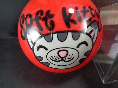 Big Bang Theory Christmas Tree Plastic Ball Ornament Sheldon Cooper SOFT KITTY