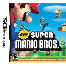 New Super Mario Bros [video game] - $17.77