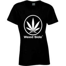 Weed Side Brand Ladies T Shirt image 6